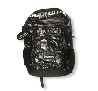 $ CDN439.37 • Buy Supreme Fw17 Backpack With Adjustable Straps - Back Pack
