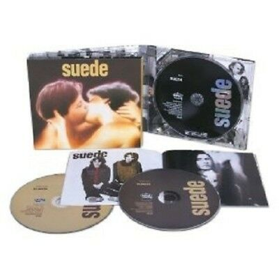 Suede  Suede (deluxe Edition)  2 Cd+dvd New! • 43.41£