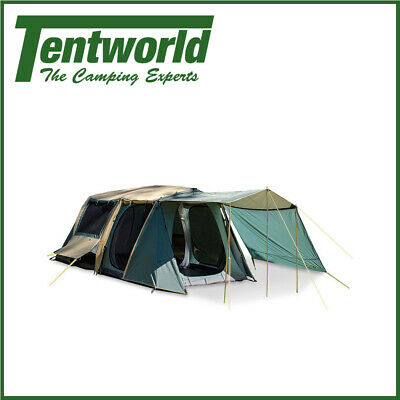 AU629.95 • Buy Outdoor Connection Bedarra 2R Family Camping Dome Tent