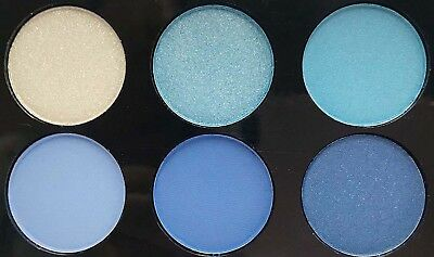 £3.68 • Buy Laval Blue Eyeshadow Palette Beautiful 6-Shade Large 9g New Sealed Cruelty Free