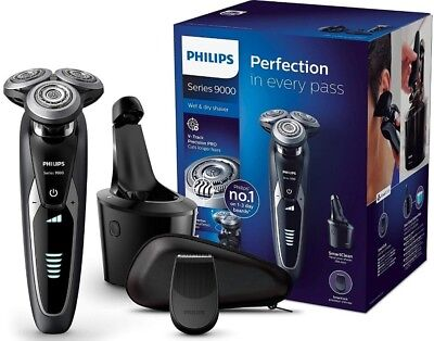 AU406.23 • Buy PHILIPS S9531 Series 9000 Wet/Dry Electric Shaver SmartClean Plus +Trimmer NEW