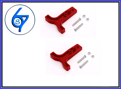 AU6.95 • Buy 2 X RED T-BAR Handle For 50amps Anderson, For Anderson Style Plugs Au Stock