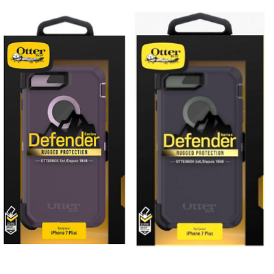 AU36.30 • Buy New Oem Otterbox Defender Series Case For The Iphone 7 Plus & Iphone 8 Plus 5.5