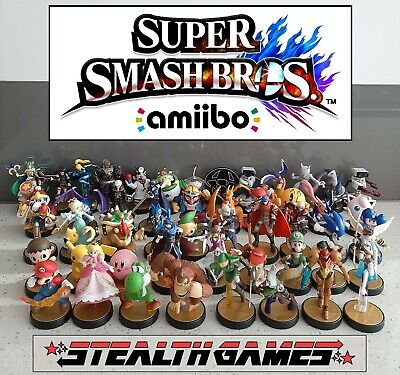 AU34.90 • Buy Amiibo Super Smash Bros - Pokemon Zelda Fire Emblem - Nintendo Switch Wii U 3DS