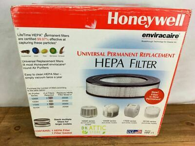 Honeywell Enviracaire HEPA Air Purifier Universal Permanent Air Filter HRF-11 • 13.89£