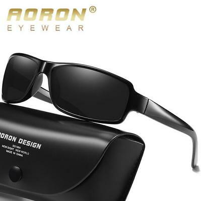 AU8.86 • Buy Men Sports Polarized Sunglasses Outdoor Riding Glasses Driving Fishing Glasses