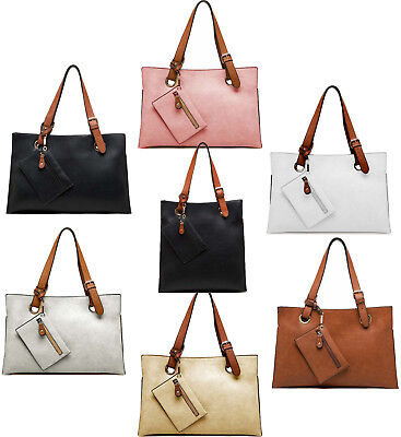 Ladies Laptop Bag Briefcase Womens Work Bag 15.6 Large Designer Office Handbag • 21.94£
