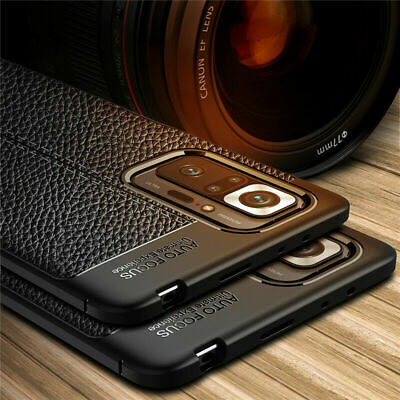$2.79 • Buy For Xiaomi Redmi Note 8 7 6 5 Pro 6A Shockproof Soft TPU Leather Back Case Cover