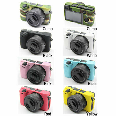 AU10.62 • Buy Camera Soft Silicone Case For Sony A5000 A5100 A6000 A6100 A6300 A6400 A6500