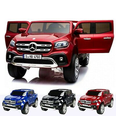 £399 • Buy Licensed Mercedes Benz X Class Pickup - 24v 4WD Electric / Battery Ride On Car