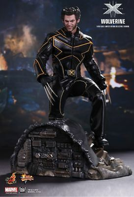 AU380 • Buy Hot Toys Wolverine X-men The Last Stand Mms187 1/6 Marvel