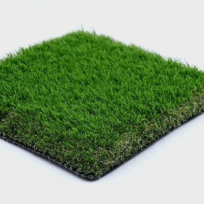 £0.99 • Buy Artificial Grass Cove 40mm | 3KG Weight | Quality Realistic Fake Lawn Astro Turf