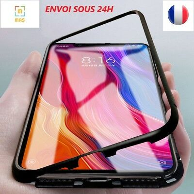 $ CDN7.54 • Buy COQUE ETUI MAGNETIQUE XIAOMI REDMI NOTE 5/6/7 PRO,Mi 8, LITE, POCOPHONE F1