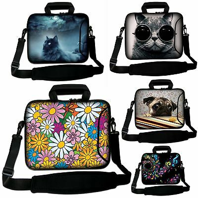 £13.07 • Buy 10  - 17  LUXBURG Laptop Case Bag Cover Pouch Skin With Handle & Shoulder Strap