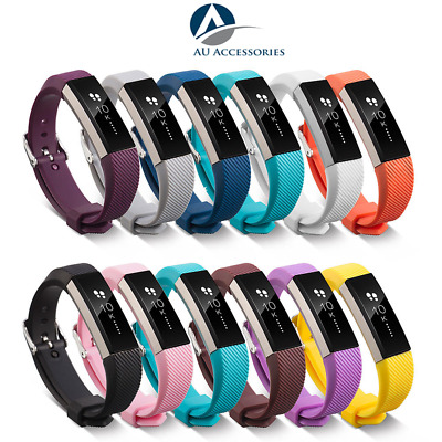 AU9.99 • Buy For Fitbit Alta HR Fitness Tracker Replacement Wristband Strap Band Bracelet