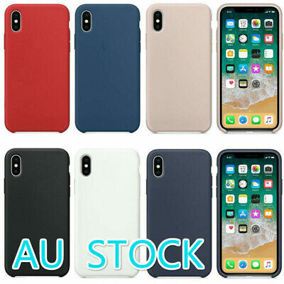 AU15.99 • Buy For Apple IPhone 11 Pro Max XR XS MAX X 8 7 PLUS Silicone Case