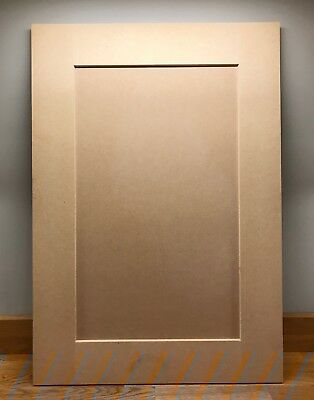 MDF Shaker Replacement Kitchen Door & Drawer Fronts 85mm Frame • 6.45£