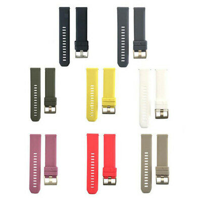 £4.10 • Buy Replacement Silicone Sport Band Straps For   Honour S1 20mm