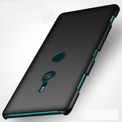 AU3.67 • Buy For Sony Xperia XZ3 XZ2 XA2 XA1 Plus Shockproof Hard Slim Matte Back Case Cover
