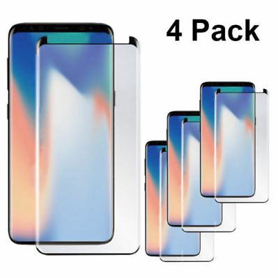 $ CDN5.93 • Buy For Samsung Galaxy Note 9 S9/S8 Plus Case Friendly Temper Glass Screen Protector
