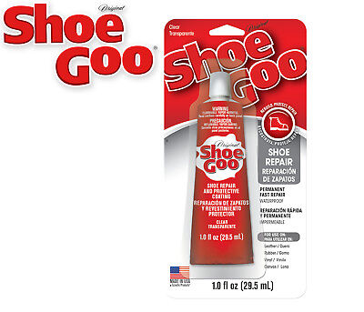 £12.95 • Buy Shoe Goo - Clear Adhesive Reapir Glue For Shoes Boots Wellies Waders Etc 29.5ml