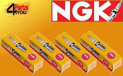 4x NGK Spark Plug - BPR6ES - WORLWIDE - BEST PRICE • 10.09£