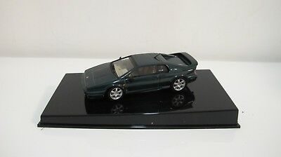 $ CDN49.34 • Buy 1:43 Autoart Lotus Esprit V8 Coupe Dark Green Diecast Cars