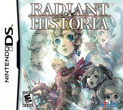 AU69.95 • Buy Radiant Historia Nintendo DS Game BRAND NEW & SEALED