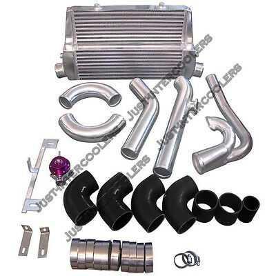 $ CDN3232.82 • Buy Intercooler Kit + BOV For 83-88 Toyota Truck Hilux 2JZ-GTE Stock Twin Turbo