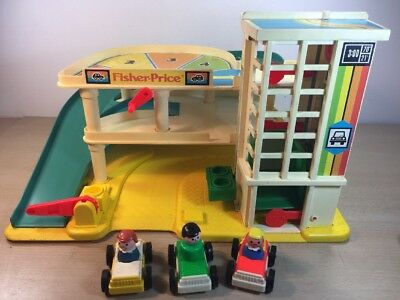 Garage Fisher Price : Fisher price parking garage compare prices on dealsan