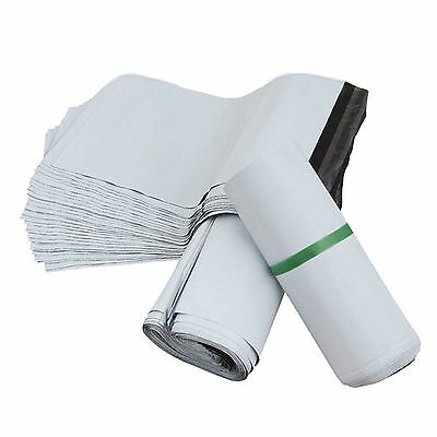 £1.99 • Buy Premium White Strong Mailing & Packaging Bags Postal Postage Poly Bags All Sizes
