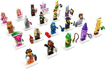 £6.99 • Buy THE LEGO MOVIE 2 + The Wizard Of Oz- Minifigures Series - 71023 - NEW