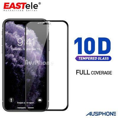 AU7.95 • Buy For IPhone 12 11 Pro XS Max XR 8 7 Plus EASTele Tempered Glass Screen Protector