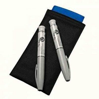 Insulin Cooling Duo Re-usable Travel Wallet / Pouch - Holds 2 Pens  • 13.99£