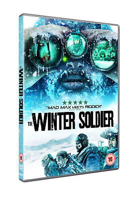 The Winter Soldier [DVD] Sci-Fi Action Movie NEW Gift Idea Mad Max Meets Riddick • 2.10£