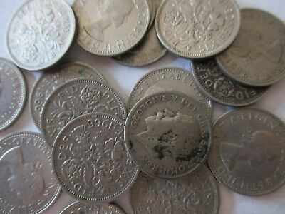 LUCKY SIXPENCE - Various Dates Available - Birthday, Anniversary Etc  • 0.99£