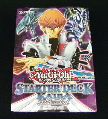 AU70.86 • Buy 3x Yugioh Unlimited Starter Deck Kaiba Reloaded FACTORY SEALED!!