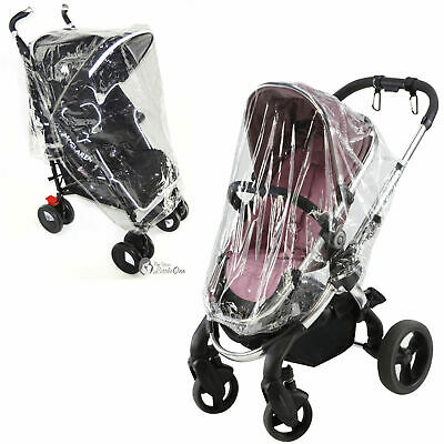 Pushchair Raincover Storm Cover Compatible With I'Coo • 10.99£