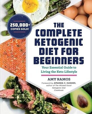 $8.95 • Buy The Complete Ketogenic Diet For Beginners Essential Keto Guide Food Lifestyle...