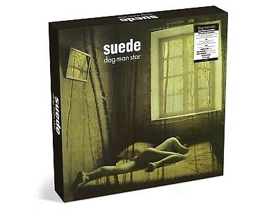 Suede - Dog Man Star (super Deluxe Box Set 7 Cd+ Blu Ray Audio New!  • 157.59£