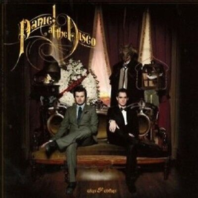 £38.30 • Buy Panic! At The Disco  Vices & Virtues  Cd New!
