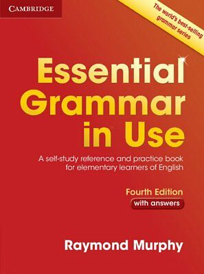 £15.60 • Buy Essential Grammar In Use With Answers A Self-Study Reference An... 9781107480551
