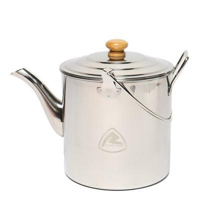 £25.99 • Buy New Robens White River 3 Litre Camping Kettle Camping Cooking Equipment
