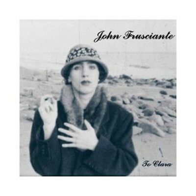 £11.79 • Buy John Frusciante - Niandra Lades And Usually Just A T-shirt  Cd Rock Pop New!