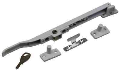 Timber Wooden Locking Casement Window Stay White Basta Replacement • 9.20£