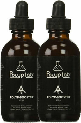 £22.99 • Buy POLYP LAB POLYP-BOOSTER 100ml CORAL INVERTS FISH FEED AMINO ACIDS REEF SALTWATER