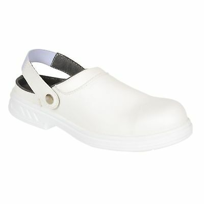 £23.95 • Buy Chefs Safety Shoe Clog Food Catering Kitchen Hospital Cleaner FW82 Anti Slip