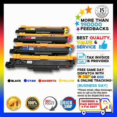 AU165 • Buy 8pcs YYUDA NoN-OEM TN-253BK TN-257C/TN257M/TM257Y Toner For Brother MFC-L3750CDW