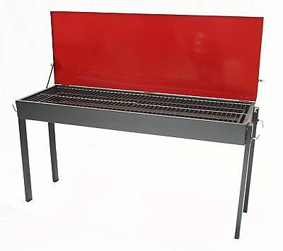 £399.99 • Buy Large Charcoal Catering Commercial Outdoor Bbq Grill