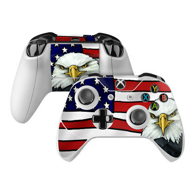 $7.49 • Buy Xbox One S Controller Skin Kit - American Eagle By Flags - DecalGirl Decal